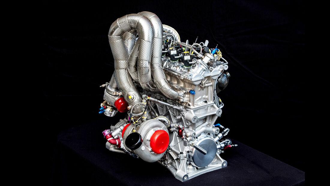Audi - DTM - Vierzylinder-Motor - 2019
