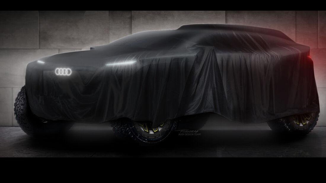 Audi - Dakar
