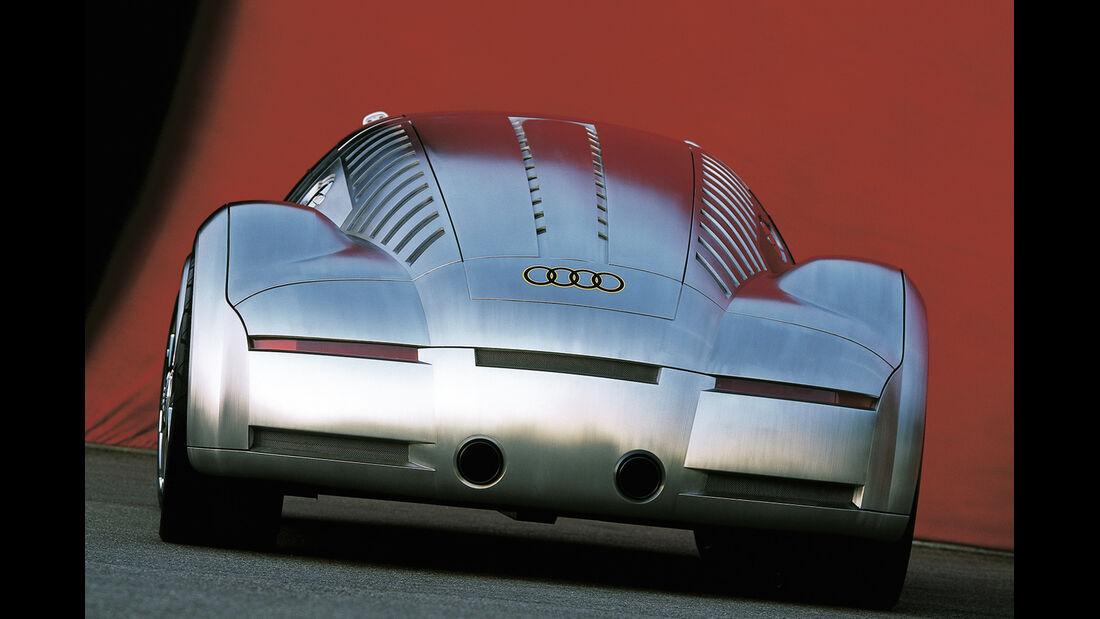 Audi Designstudie Rosemeyer