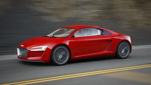 Audi E-Tron,