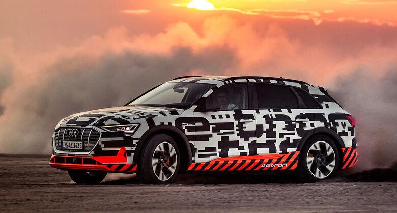 Audi E-Tron 2032