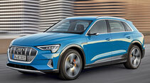 Audi E-Tron, Best Cars 2020, Kategorie K Große SUV/Geländewagen