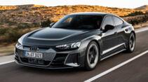 Audi E-Tron GT quattro RS E-Tron GT