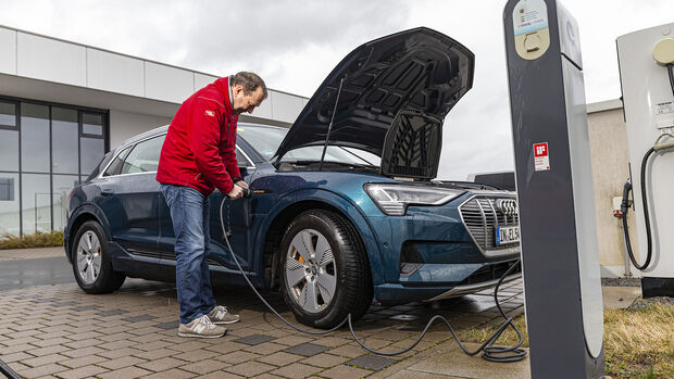 Audi E-Tron, exterieur
