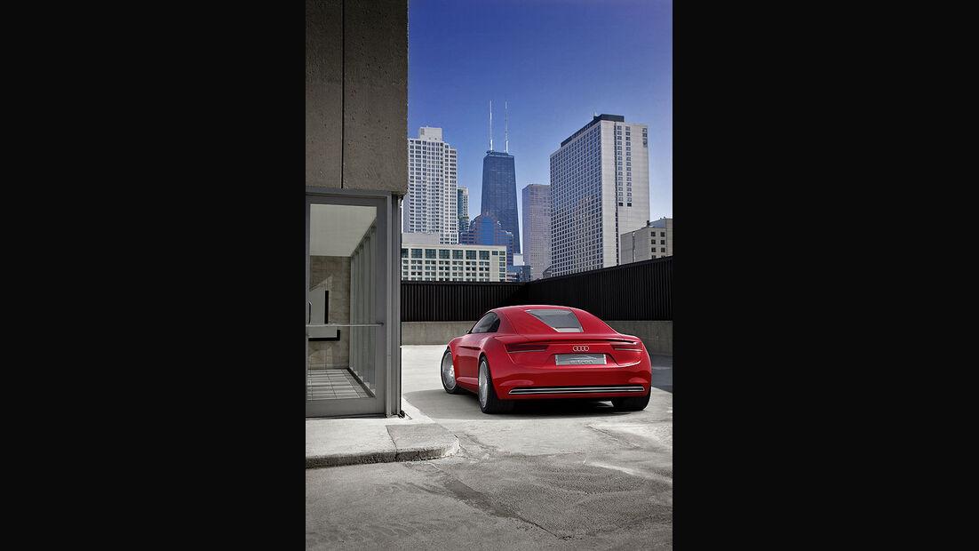 Audi, E-tron, 0909