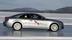 Audi E-tron Quattro Technikträger