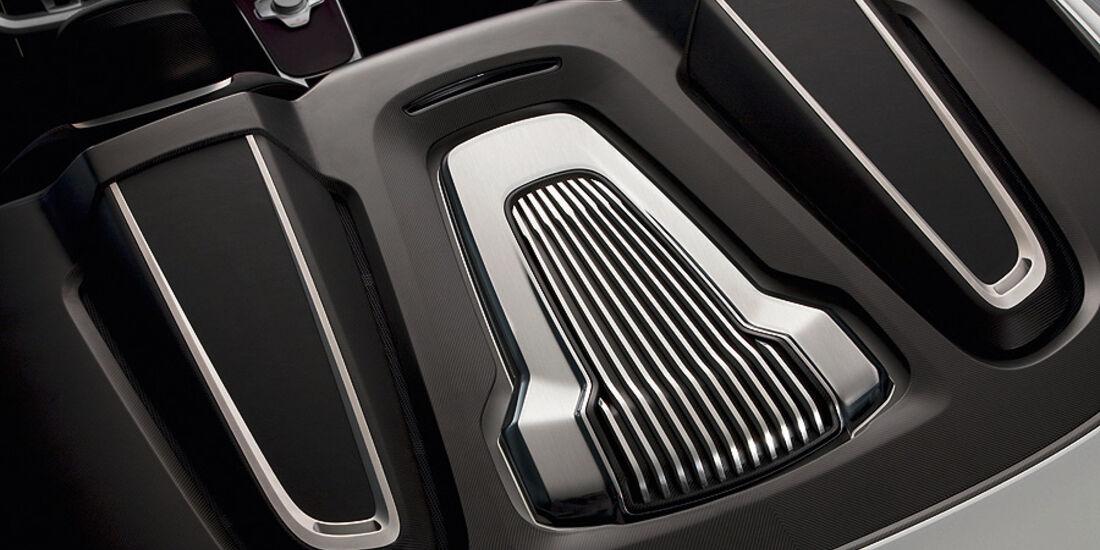 Audi E-tron Spyder, Motor