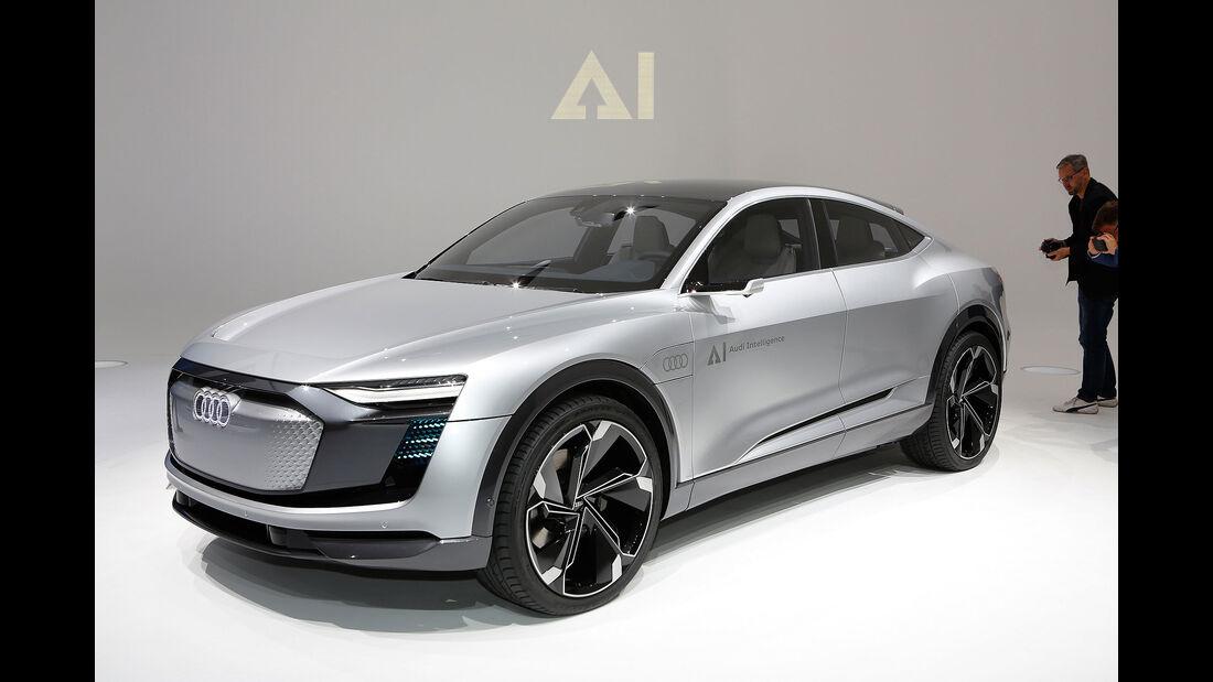 Audi Elaine (2017) IAA 2017