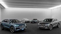 Audi Elektroautos