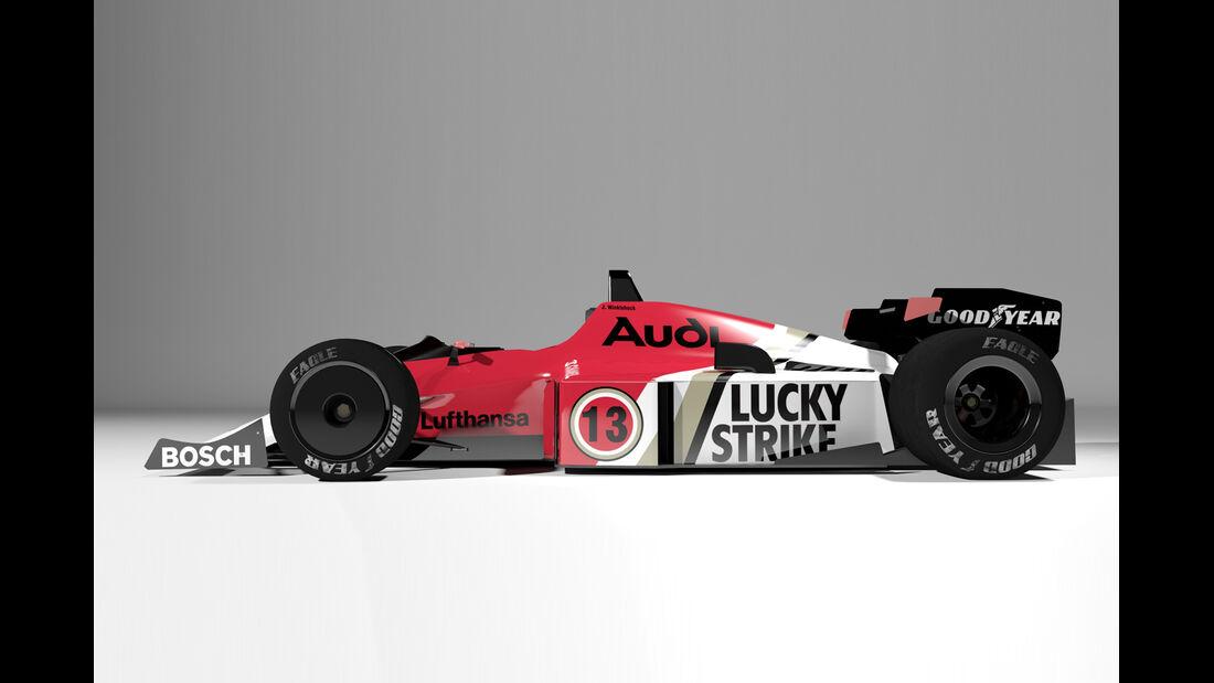 Audi F185 Concept - Oriol Folch Garcia