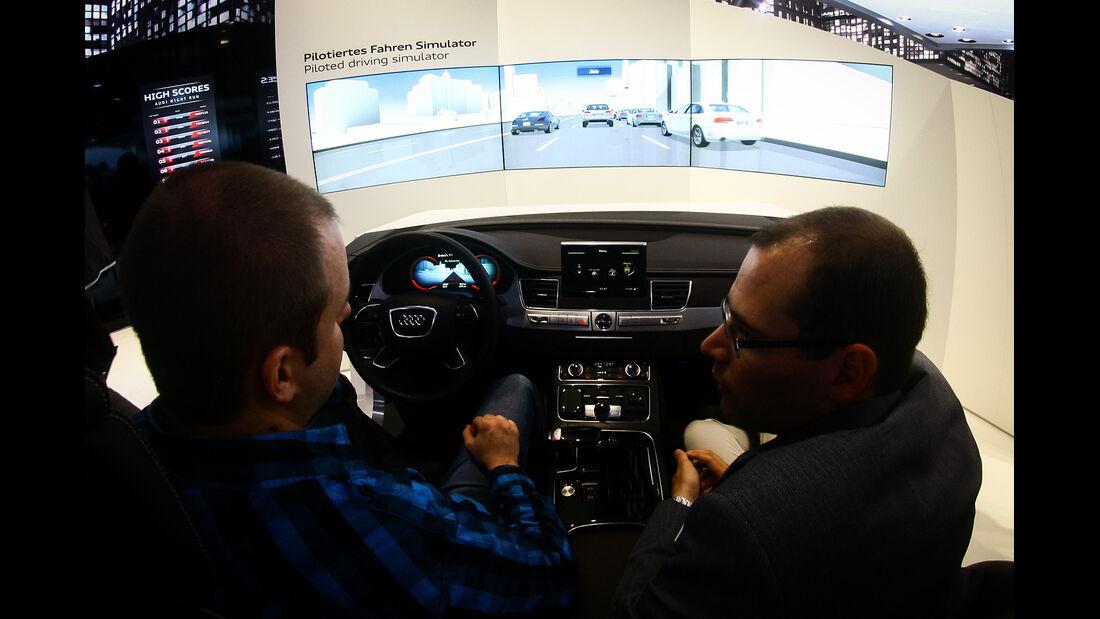 Audi FSP IAA 2013