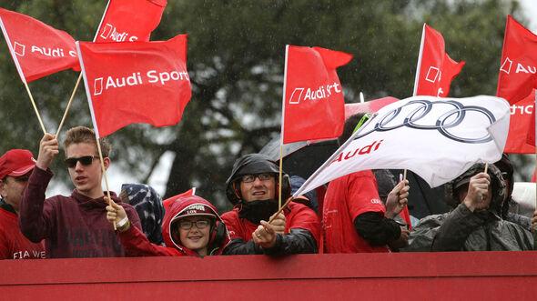 Audi Fans - 24h Le Mans - Samstag - 18.06.2016