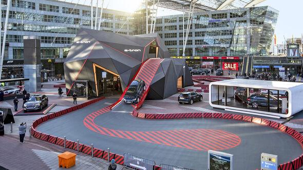 Audi, Flughafen München