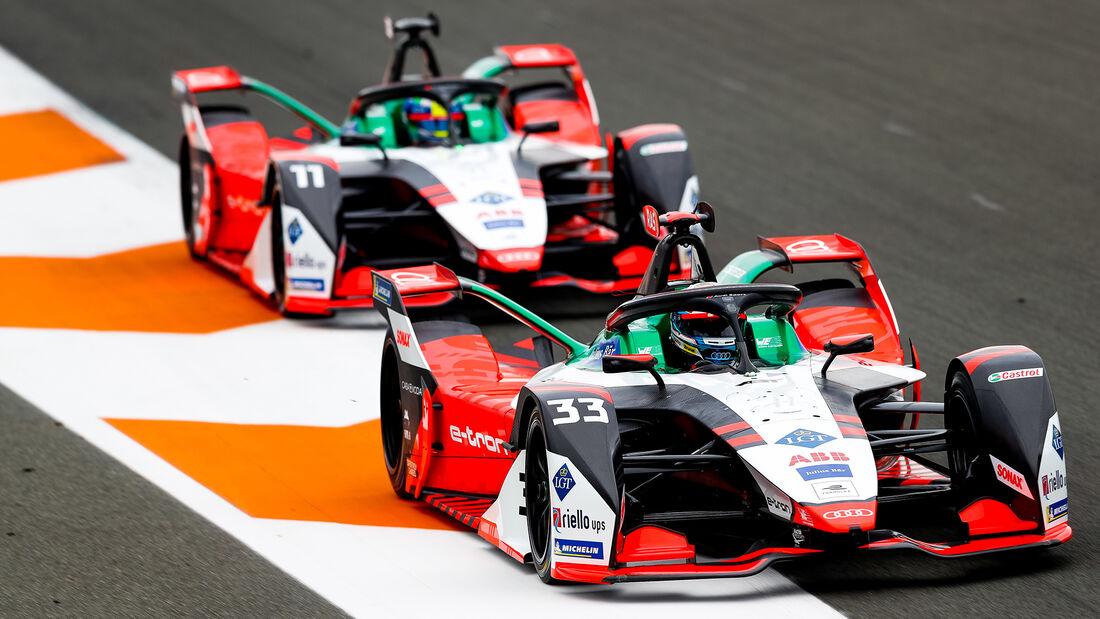 Audi - Formel E