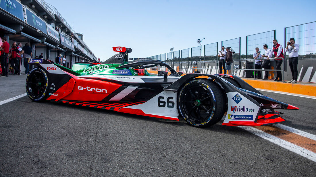 Audi - Formel E - 2019
