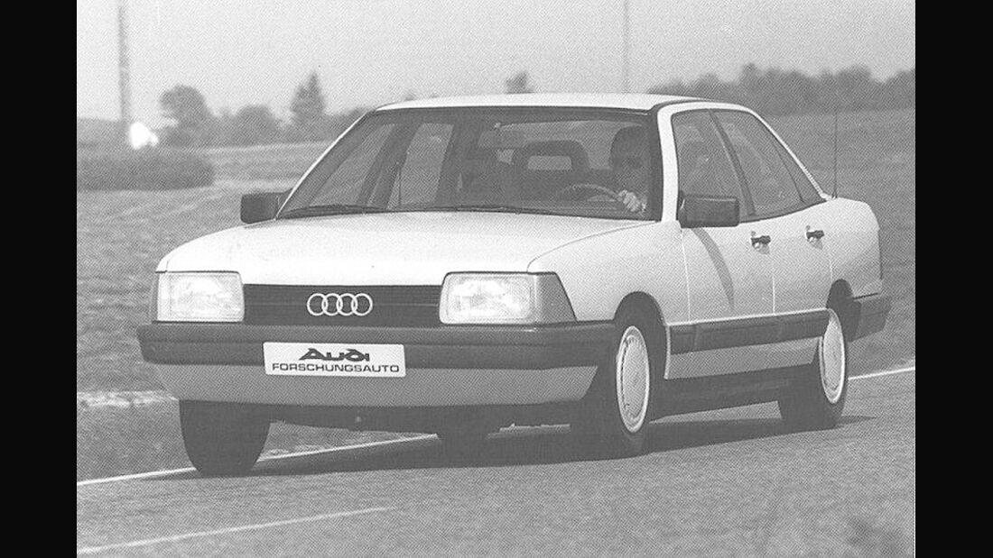 Audi Forschungsauto 2000 Studie