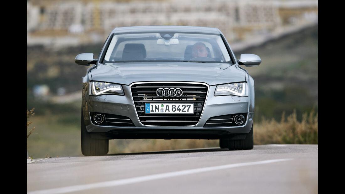 Audi, Frontansicht