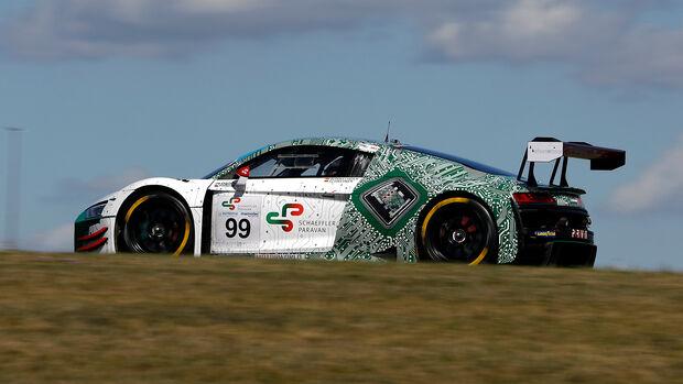 Audi GTC Race Spacedrive