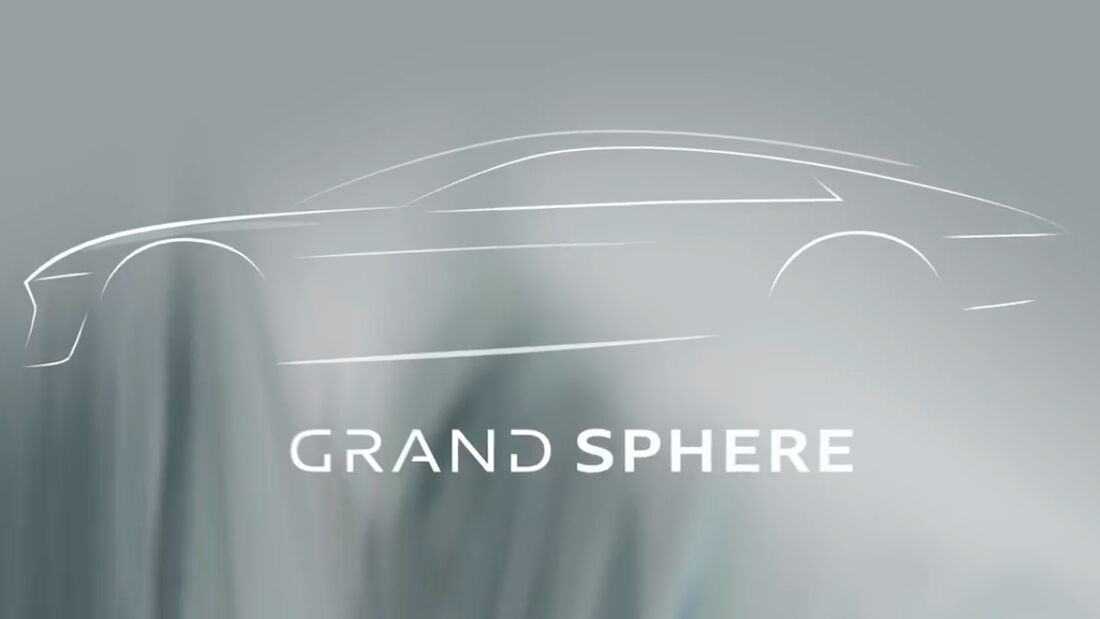 Audi Grand Sphere Sky Sphere Urban Sphere