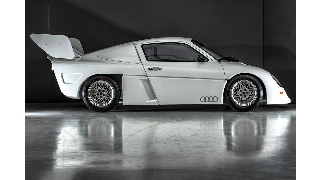 Audi Gruppe S Quattro - Rallye Prototyp