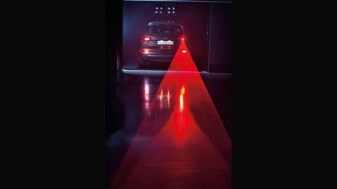 Audi, Heckleuchte