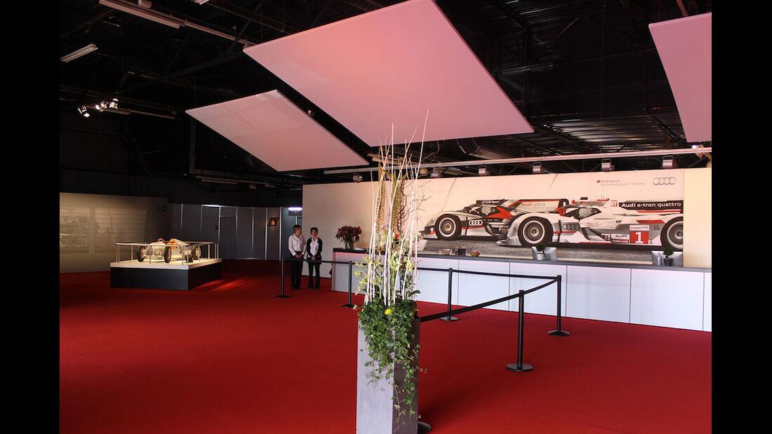 Audi-Hotel 24h-Rennen Le Mans 2012