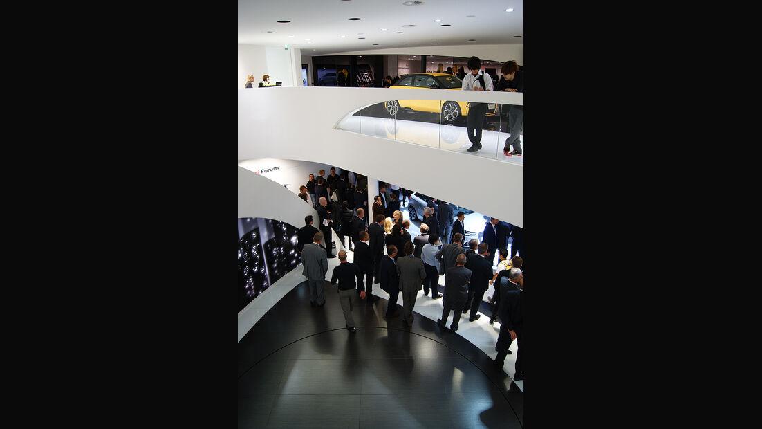 Audi IAA 2011 Atmosphäre