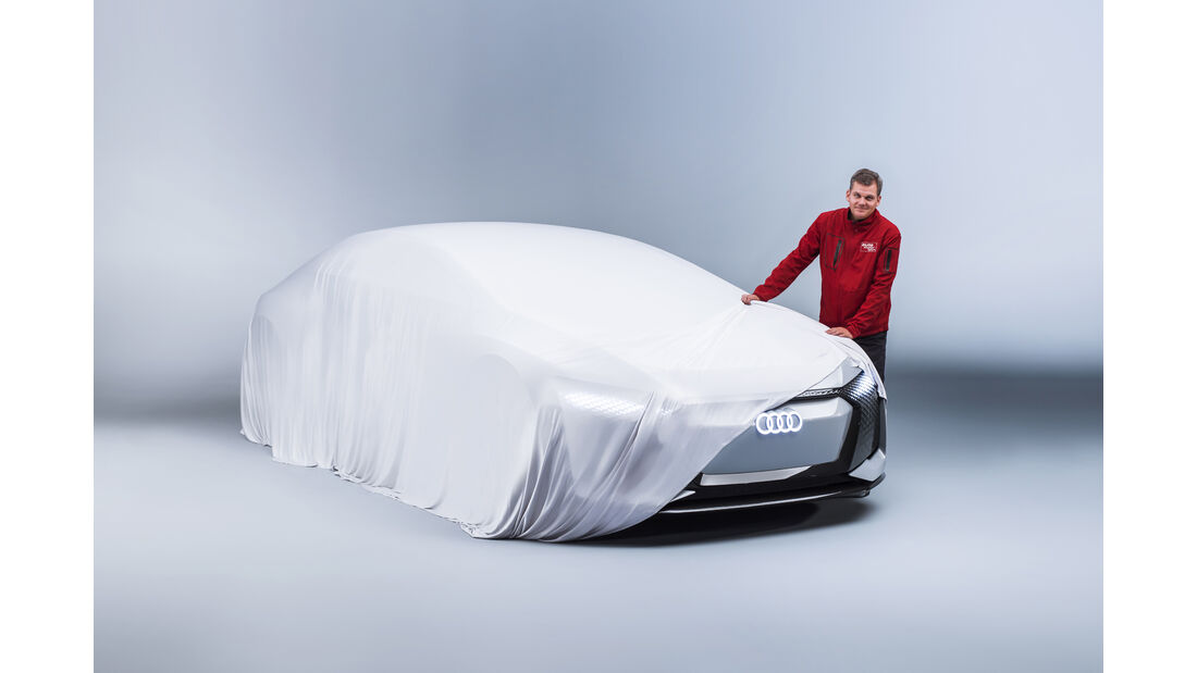 Audi IAA Showcar 2017, Concept Car