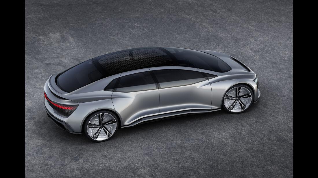 Audi IAA Showcar, IAA Concept Car, IAA 2017