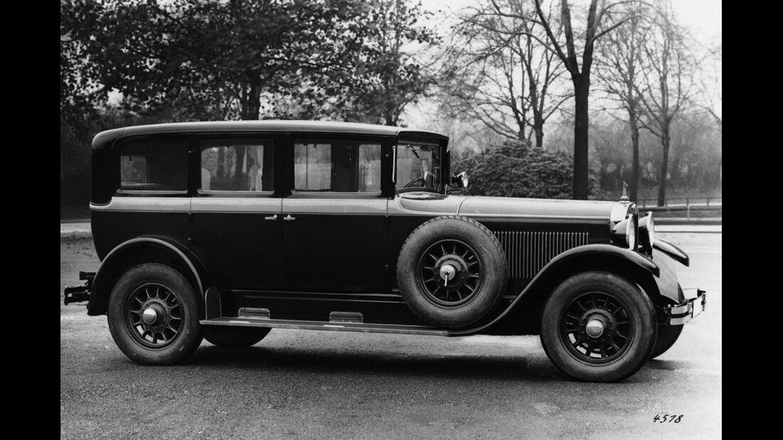 Audi Imperator, 1928