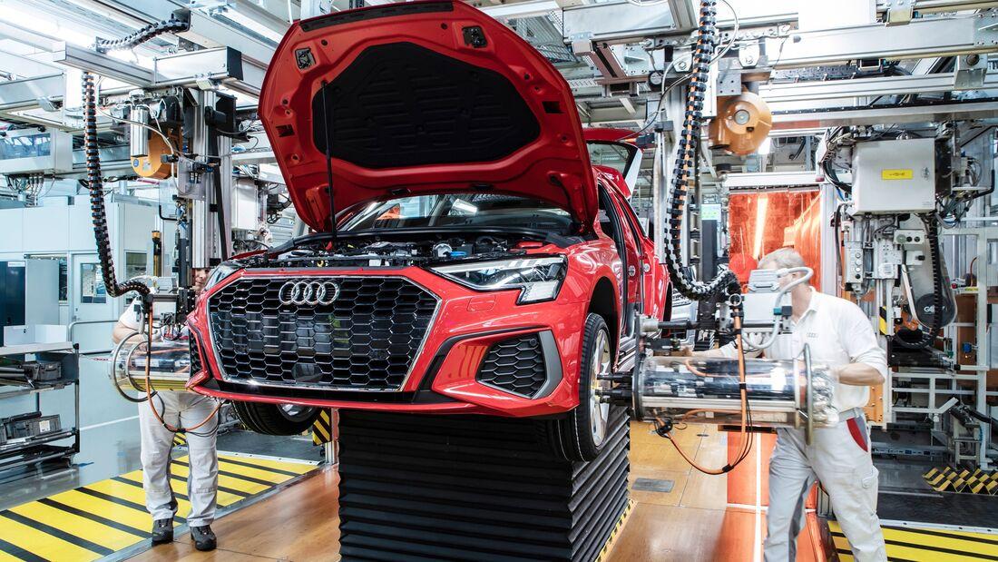 Audi Jahresabschluss 2019 Bilanz