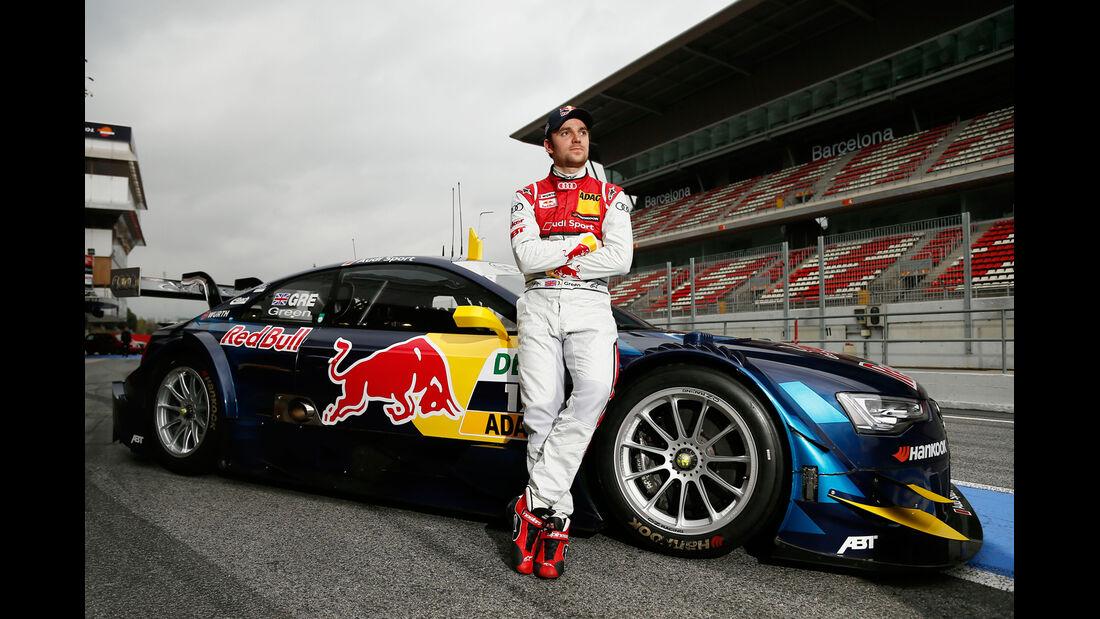 Audi Jamie Green DTM 2013