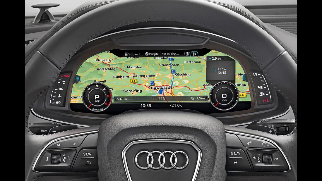 Audi, Kooperation mit Here