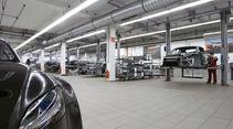 Audi, Kundensport, Halle