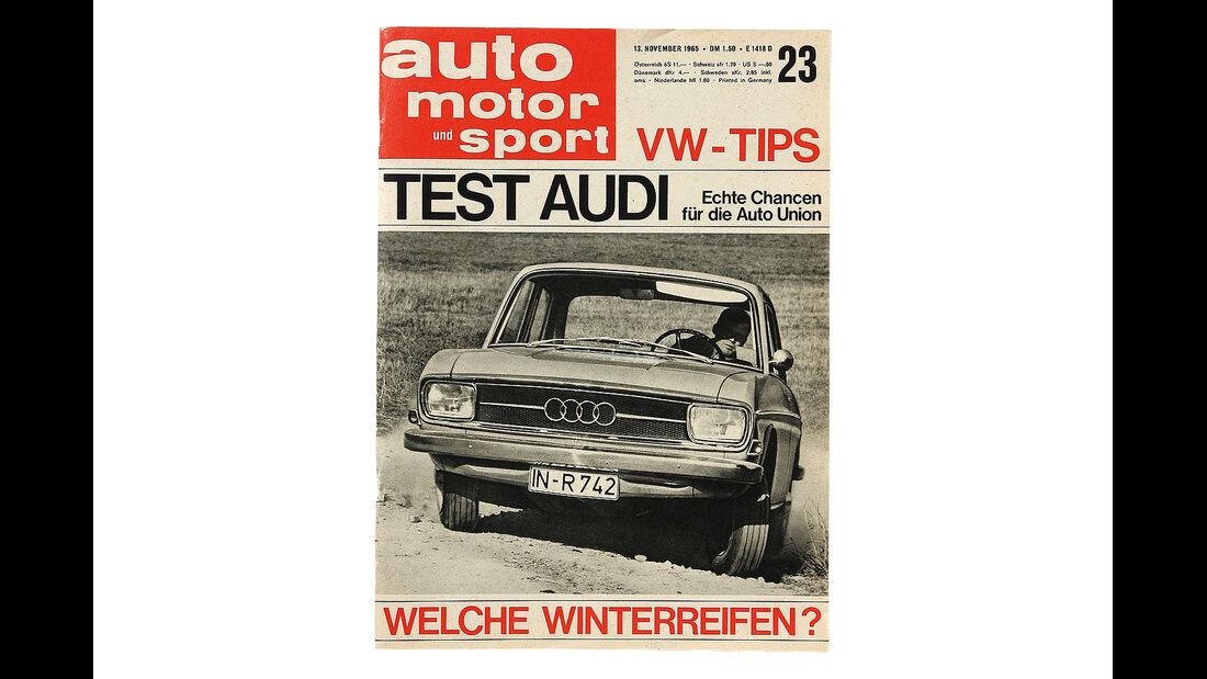 Audi L, Alter Testbericht