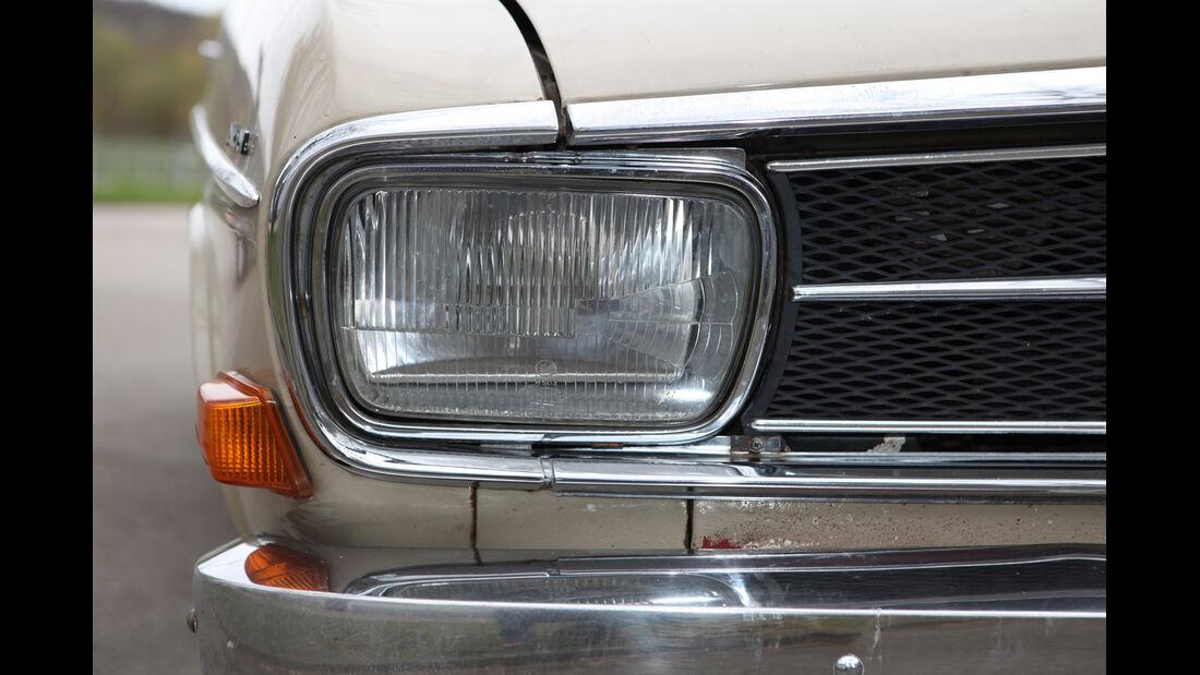 Audi L, Scheinwerfer