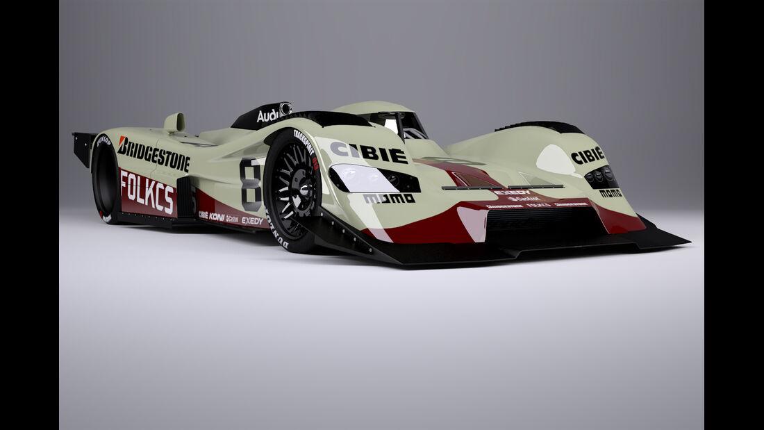 Audi LMP1 Concept - Oriol Folch Garcia