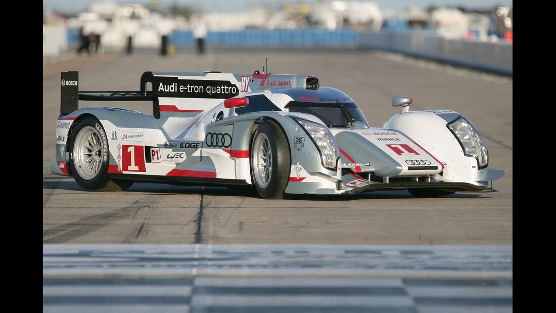 Audi LMP1 Sebring 2012