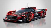 Audi - Le Mans - Protoyp - Concept - Hypercar / LMDh - Sean Bull