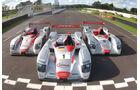 Audi Le Mans Siegerautos 2000-2002