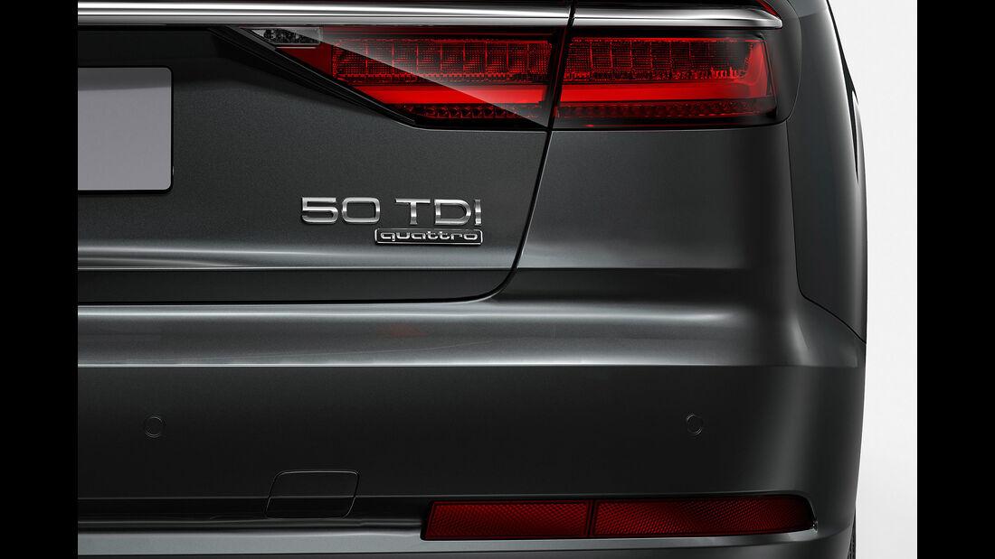 Audi Leistungsnomenklatur