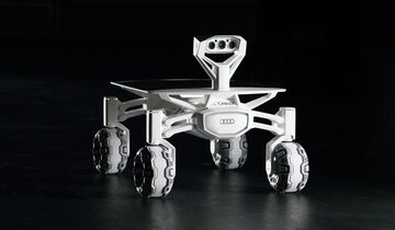 Audi Lunar Quattro, Lunar Rover, Mondbuggy, Part-Time Scientists