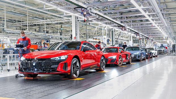 Audi Manufaktur Böllinger Höfe