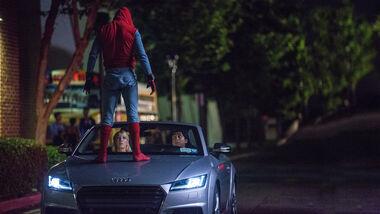 Audi Marvel Filme