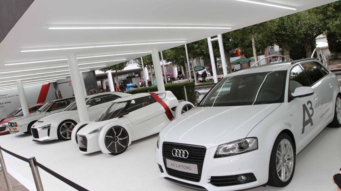 Audi Messestand IAA