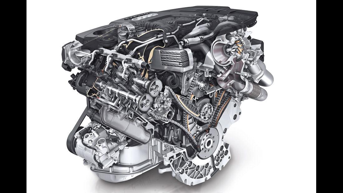 Audi, Motor