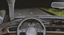 Audi, Nachtsichtgerät