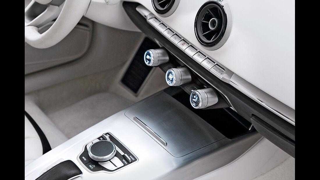Audi Neuheiten A3 e-tron concept