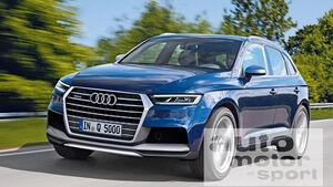 Audi-Neuheiten, Audi Q5