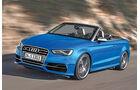Audi, Neuheiten, S3 Cabrio